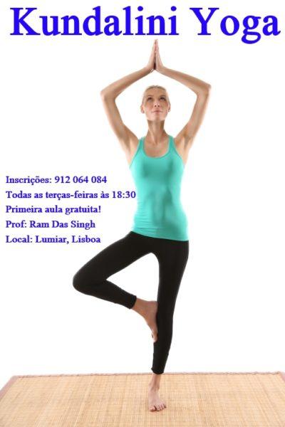 Kundalini Yoga em Lisboa