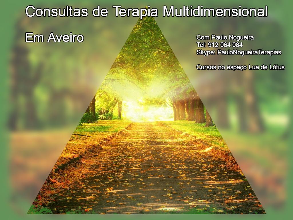 Terapia Multidimensional em Aveiro