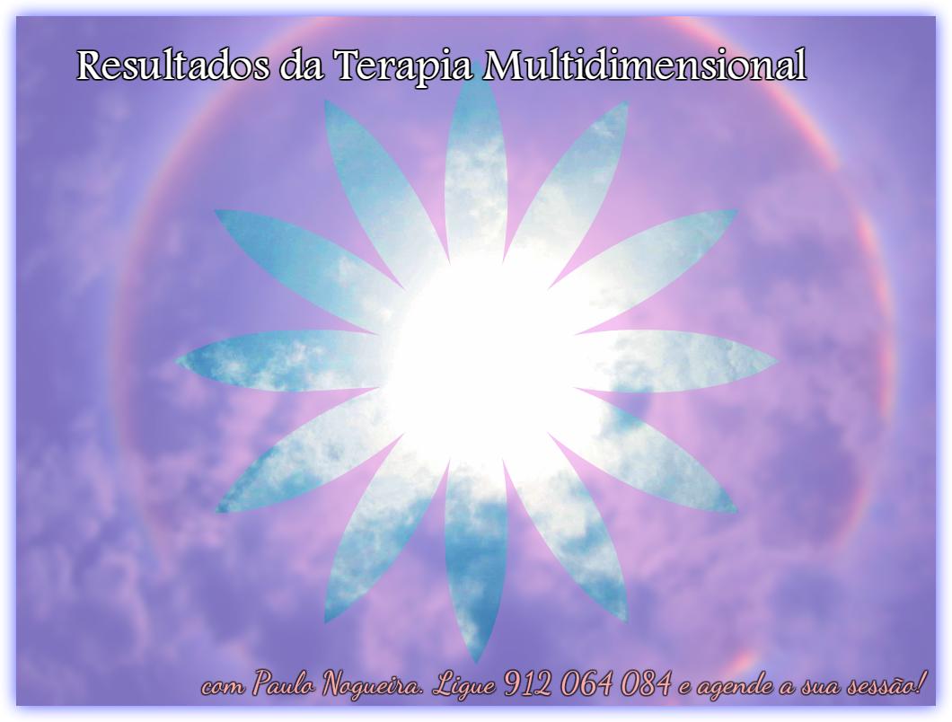 Resultados da Terapia Multidimensional