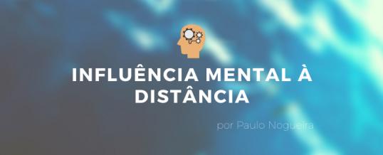 Influência mental à distância